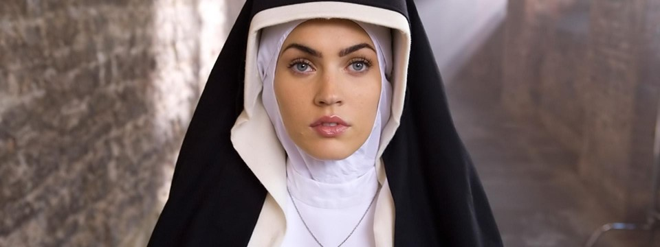 'Too Pretty' To Be A Nun??
